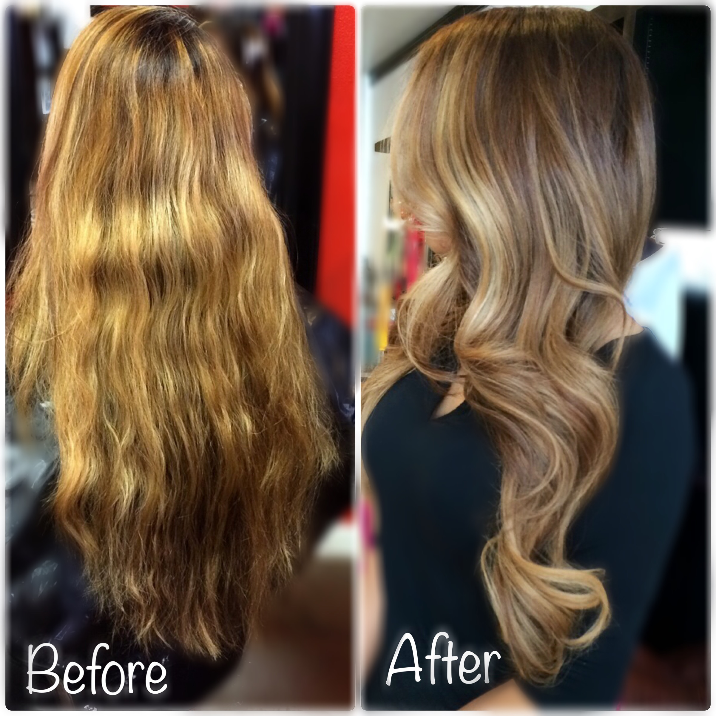 Hair Transformations Sarahi Al Rohani