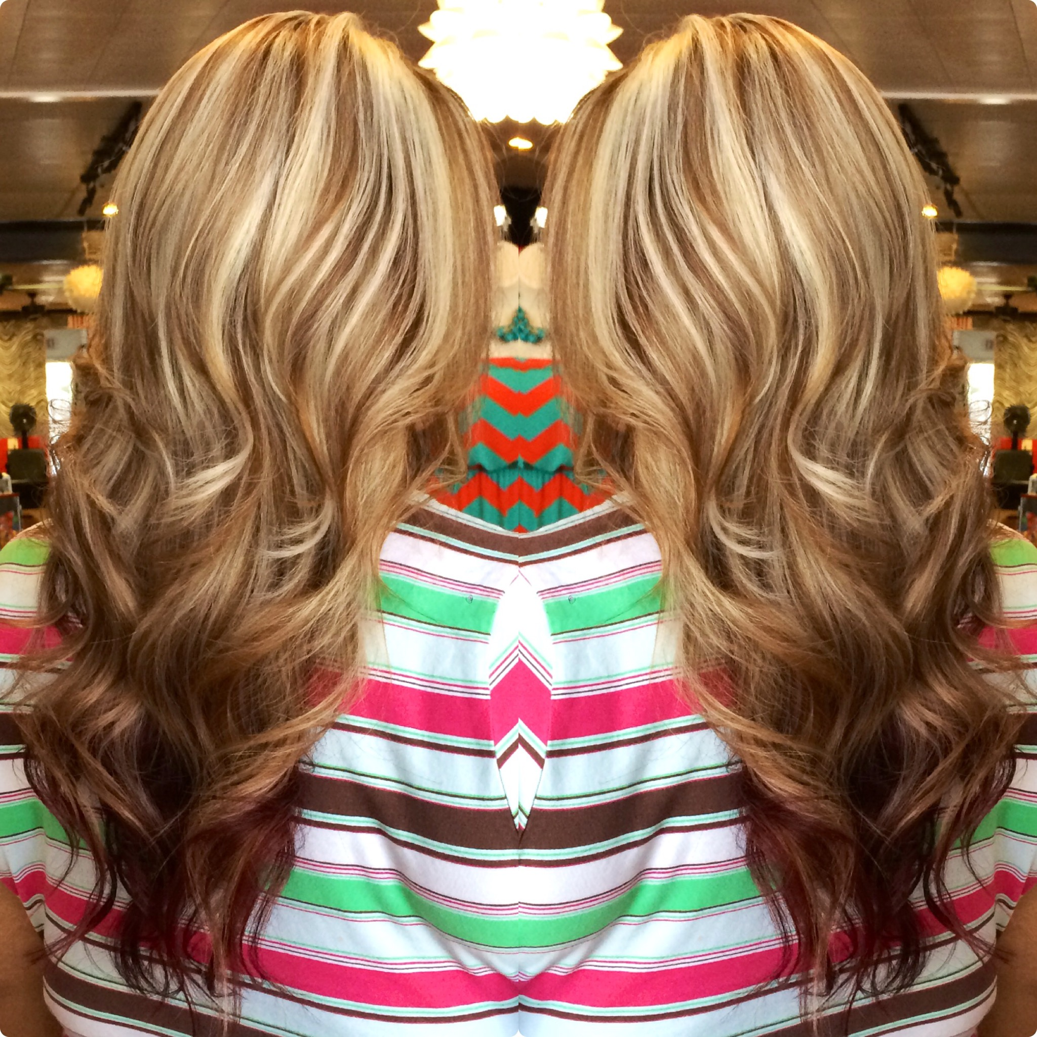 Sandy Blonde Hair With Brown Highlights Best Image Of Blonde Hair 2018